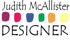 Logo Judith McAllister Design