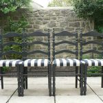 French chairs makeover by Judith McAllister