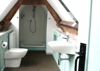 Loft Space Bathroom